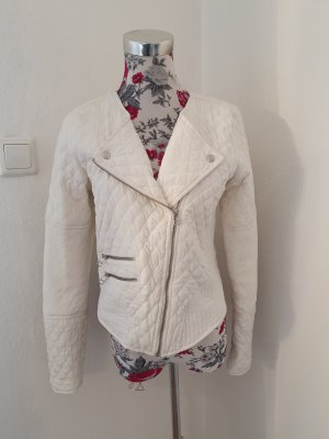 Gina Tricot Quilted Jacket white