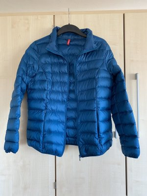 Steppjacke in Petrol