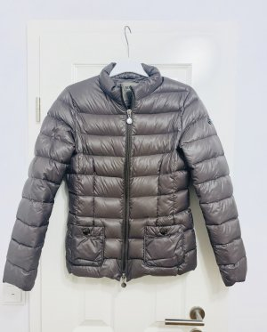 Malvin Donsjack taupe-grijs-bruin Polyamide