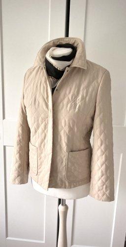 Steppjacke leichte Jacke Übergangsjacke Golfino Größe 40 beige sand