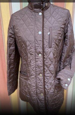 Basler Pikowana kurtka brązowy