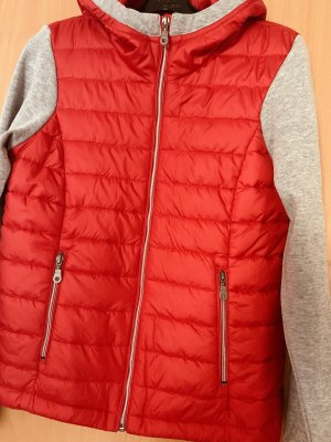 UP Fashion Quilted Jacket multicolored viscose