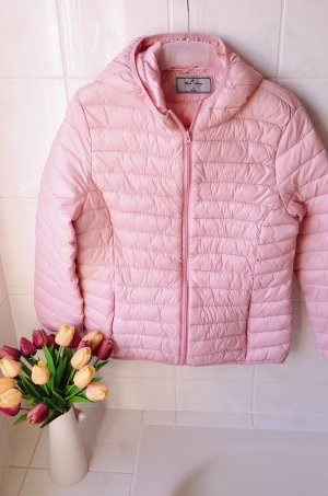 Blue Motion Quilted Jacket pink-light pink