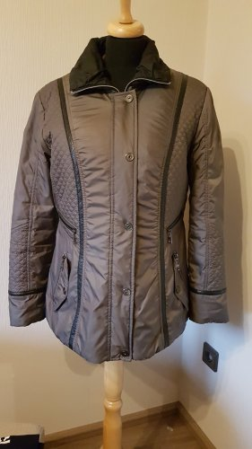 Bexleys Quilted Jacket taupe