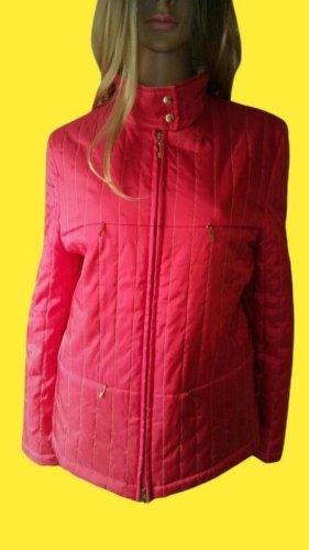 Barisal Giubbotto trapuntato rosso-rosso mattone Tessuto misto