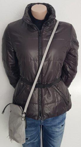 Blacky Dress Giubbotto trapuntato marrone scuro