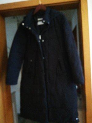 Rino & Pelle Gewatteerde jas blauw