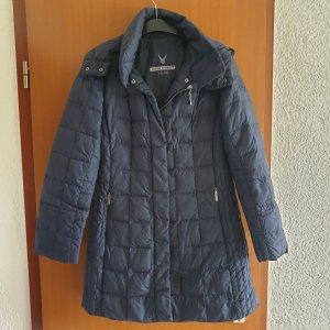 Fuchs Schmitt Płaszcz puchowy ciemnoniebieski