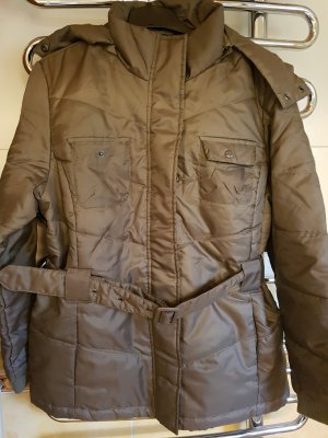 Boysen's Hooded Coat brown