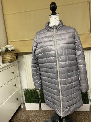 MUST HAVE Gewatteerde jas grijs