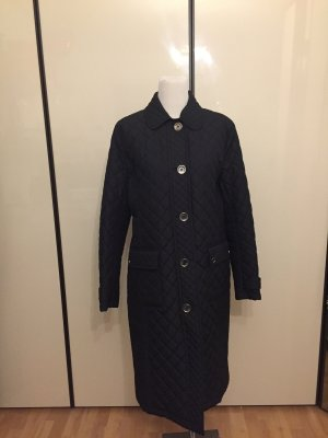 DAKS London Manteau matelassé noir