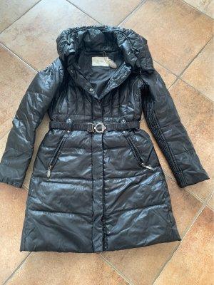 Malvin Pikowany płaszcz czarny