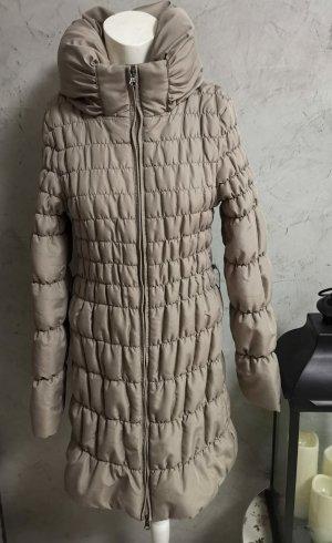 Vero Moda Gewatteerde jas beige