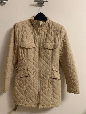 Bogner Quilted Coat beige