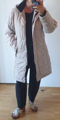 Jack Wolfskin Winterjas zwart-licht beige