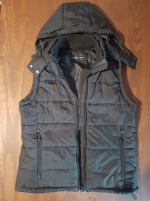 James & Nicholson Quilted Gilet black