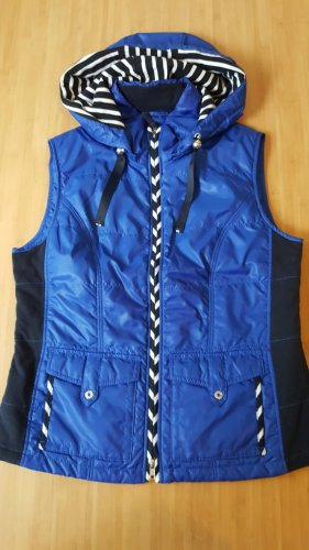 Betty Barclay Quilted Gilet multicolored