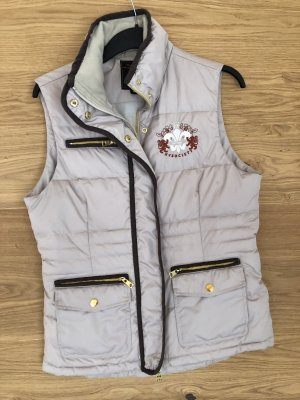 HV Polo Quilted Gilet multicolored