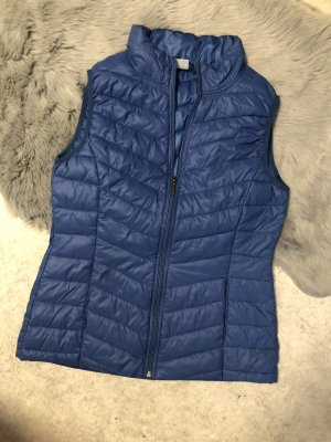 Blue Motion Quilted Gilet cornflower blue-steel blue