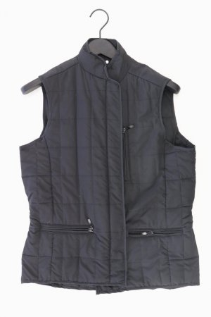 Gilet matelassé noir polyester