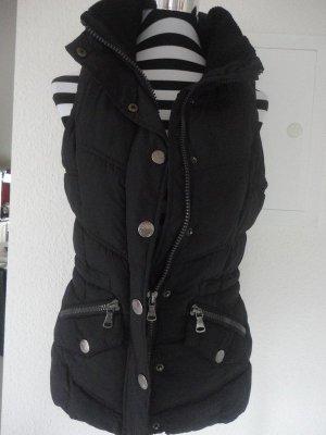 Authentic Style Veste matelassée noir