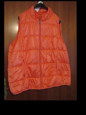 Janina Gilet matelassé orange fluo polyester