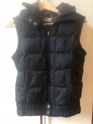 Tommy Hilfiger Denim Quilted Jacket black