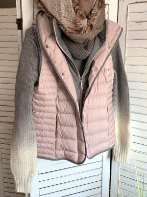 s. Oliver (QS designed) Quilted Gilet multicolored