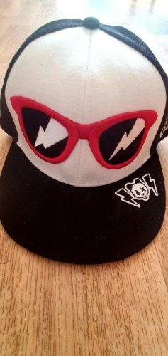 Stereo Panda Mesh Cap Hut Mütze