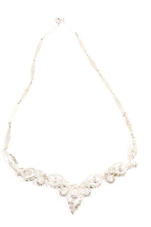 sterling Collar estilo collier color oro elegante