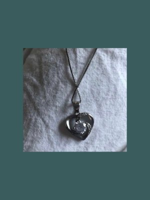 B. Catcher Necklace silver-colored