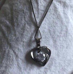 Vintage Collana argento