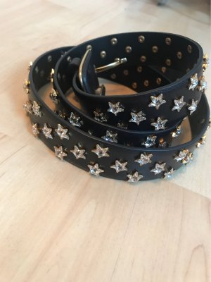 Chanel Cintura di pelle marrone scuro
