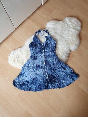 Sternenhimmel Kleid XS