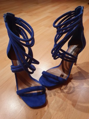 Steve Madden High Heels blue-neon blue