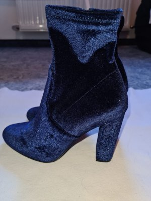 Steve Madden High Heel Boots blue