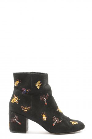 Steve Madden Booties abstract pattern casual look