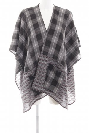 Steve Madden Cardigan check pattern casual look