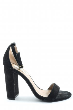 Steve Madden High Heel Sandal black casual look