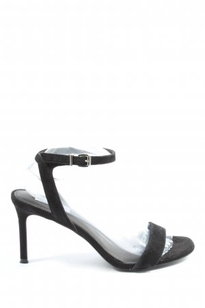 Steve Madden High Heel Sandaletten schwarz Casual-Look