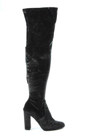Steve Madden High Heel Stiefel schwarz Casual-Look