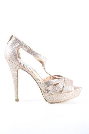 Steve Madden High Heels silberfarben Casual-Look