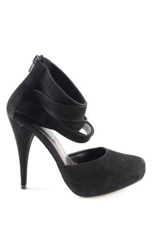 Steve Madden High Heels schwarz extravaganter Stil