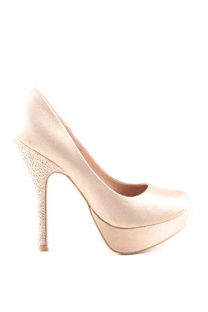 Steve Madden High Heels creme Elegant
