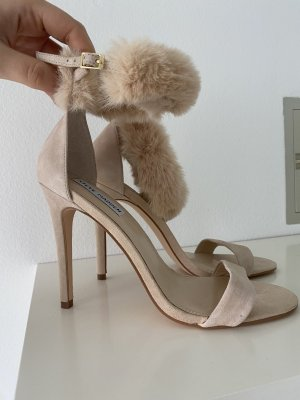 Steve Madden High Heels in Beige