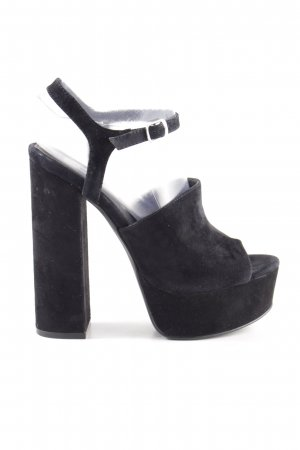 Steve Madden High Heels schwarz Elegant