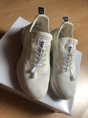 Steve Madden MATCH -Sneaker low - white