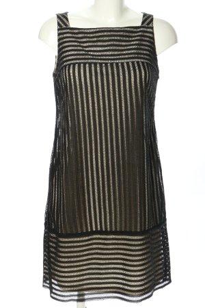 Steve Madden Mini Dress black-cream elegant