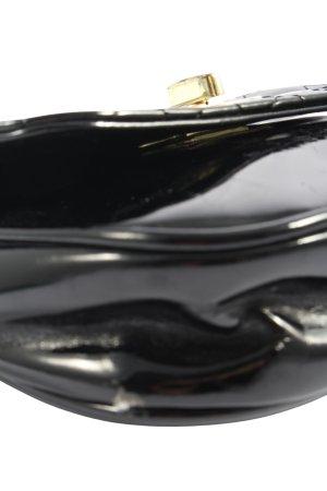 Steve Madden Mini sac noir motif de courtepointe style décontracté
