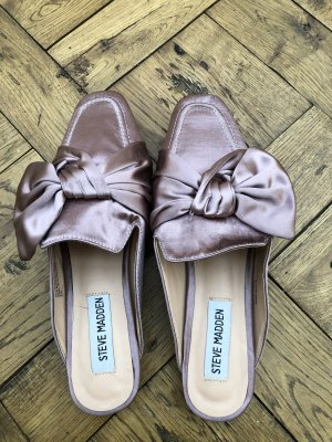 Steve Madden Sabots rose-gold-coloured